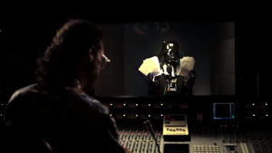 Darth Vader records his voice for TomTom