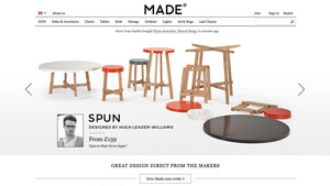 Made.com: Luxuriously Affordable, Great Design
