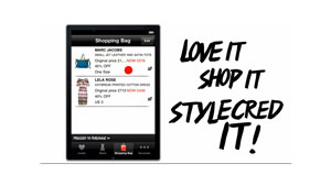 THE OUTNET Style Cred iPhone App