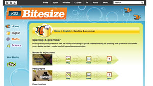 BBC Bitesize KS2 English: Reading, Writing, Spelling & Grammar