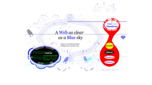A Web as Clear as a Blue Sky - A Vital Viral Manifesto