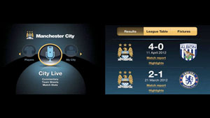 Manchester City Official iPhone App