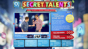 Secret Talents 2011