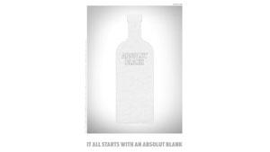 ABSOLUT Blank App