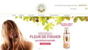 New Roger&Gallet sensory experience